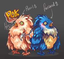 POK: Pearl and Fatbird