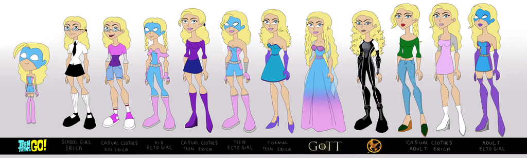 TTOC: Ecto Girl costume chart by becci005