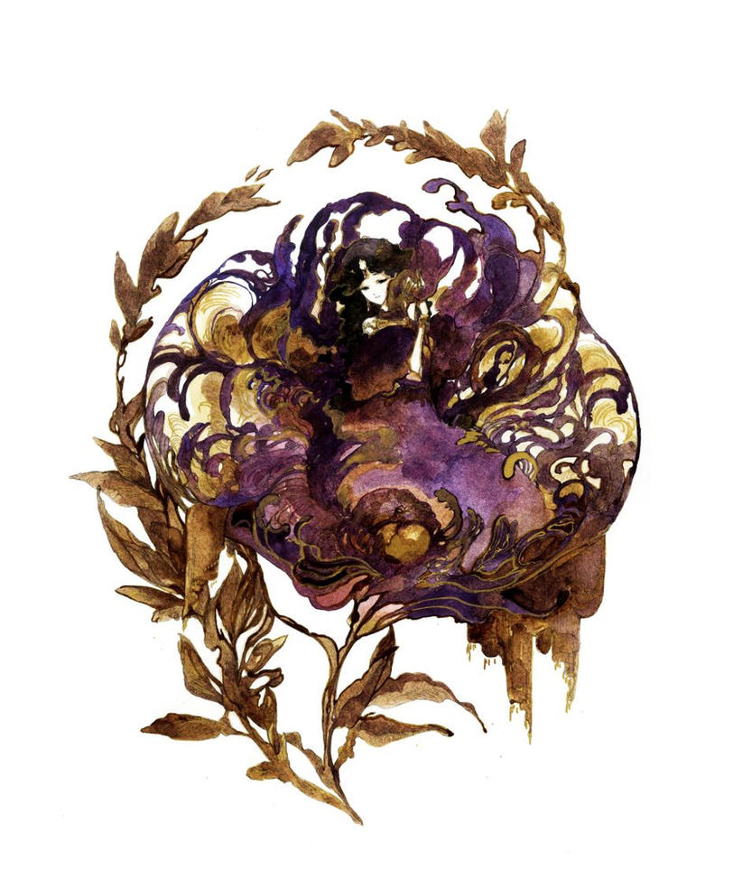 Fannaa for Elyra by Katarinea