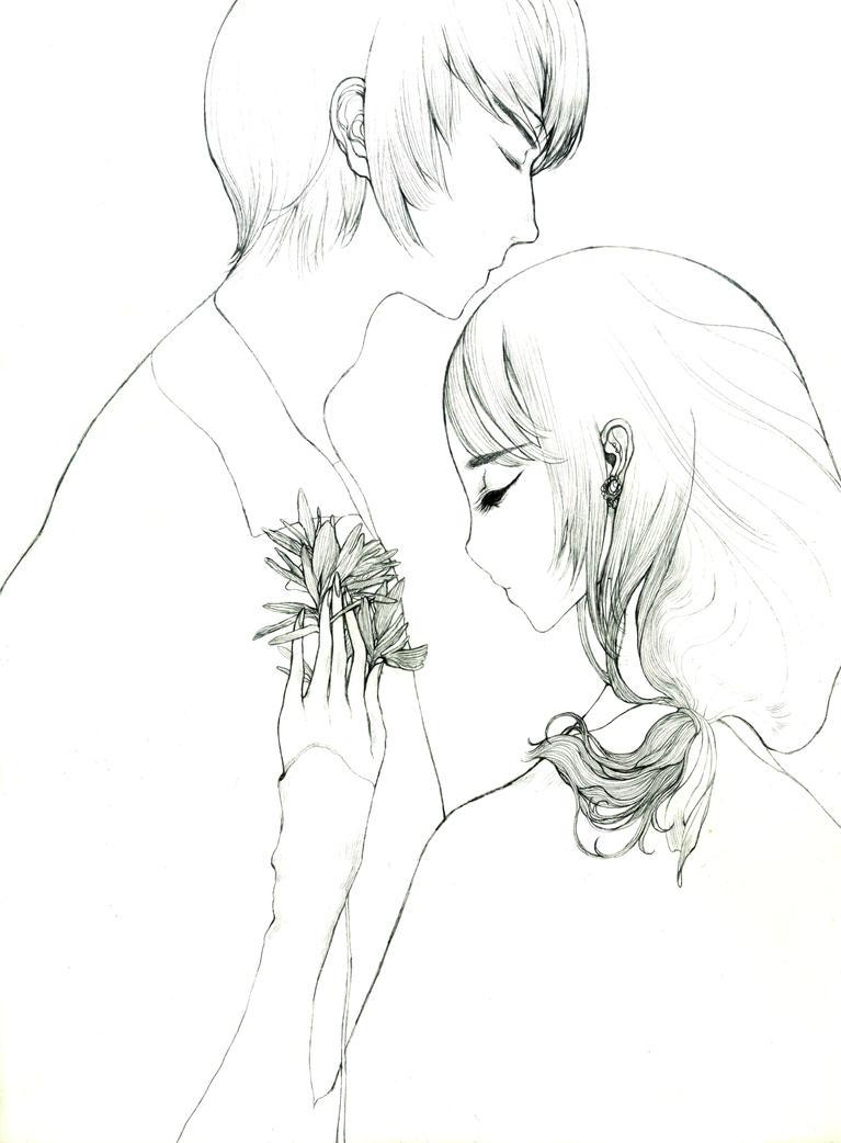 Sian and Adam by Katarinea