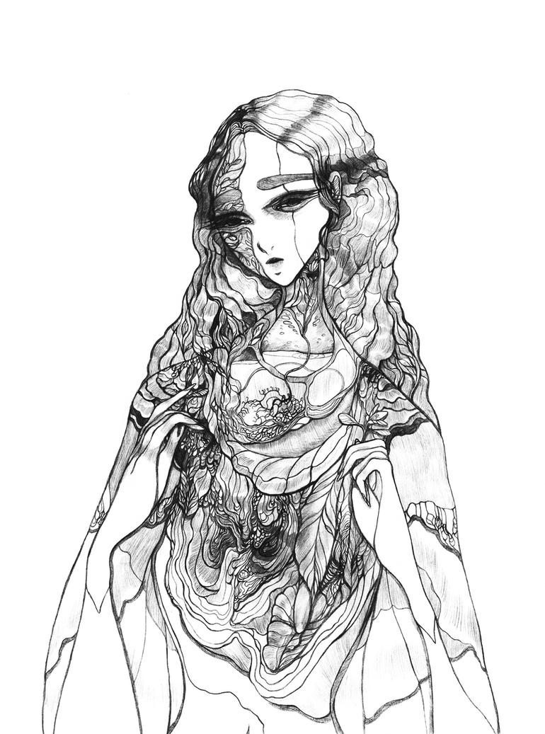 Layers - Botany Girl by Katari-Katarina