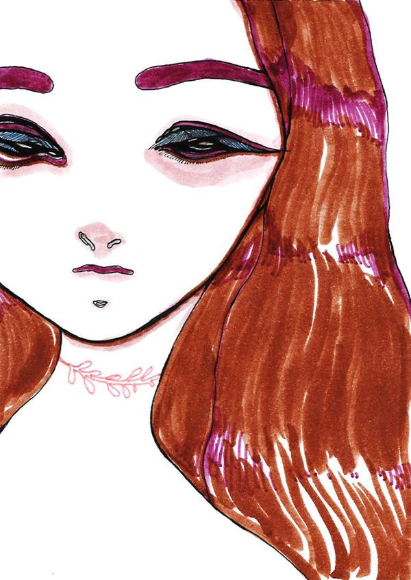 Portrait One by Katari-Katarina