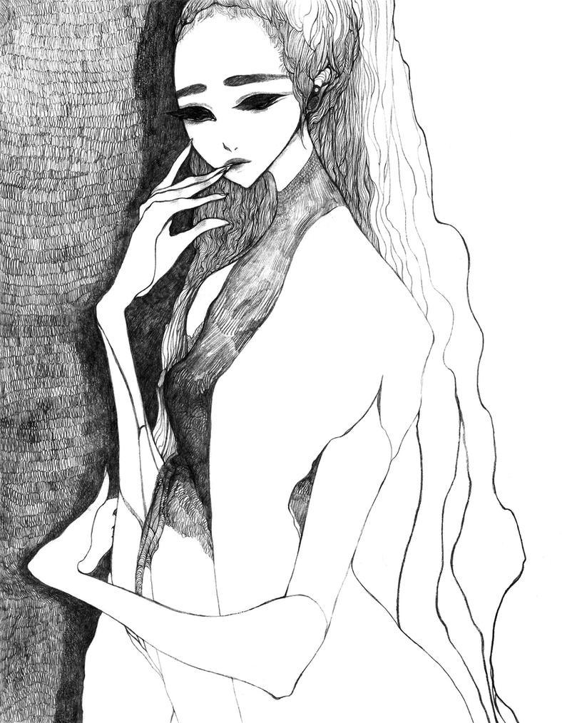 Alone by Katari-Katarina