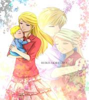 Dear Mom - Happy Mother's Day by reiko-akire