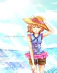 Summer is Not Yet Oveeeerrr! *u*)/