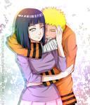Okaeri, Naruto-kun [Naruto and Hinata Fan Art]