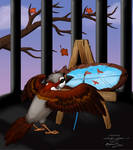 Dreaming of Freedom by AcaciaTree