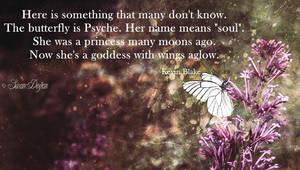Butterfly Princess Goddess by Everlasting90