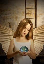 The Earth Angel by bookbabie