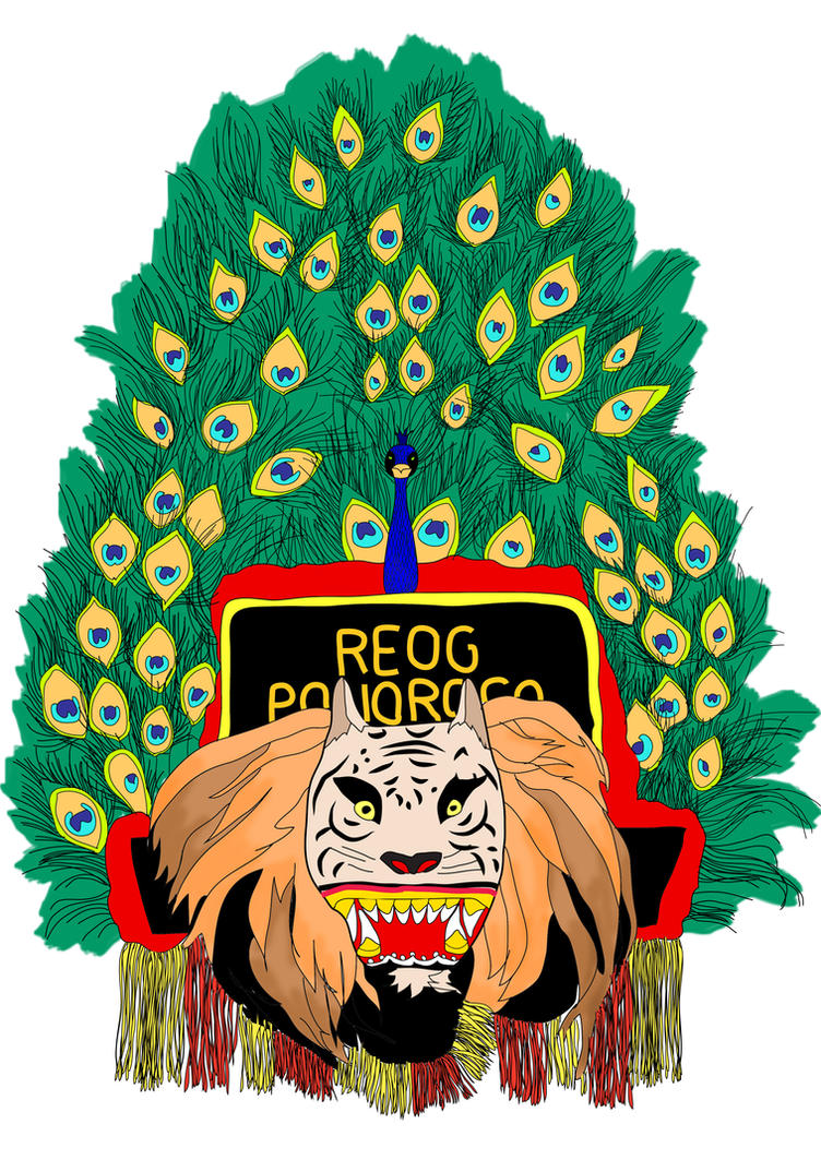 Ponorogo Indonesia  city photos : REOG PONOROGO INDONESIA by winnyirmarooke on DeviantArt
