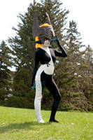 Midna - The Legend of Zelda Twilight Princess 2 by I-am-perry