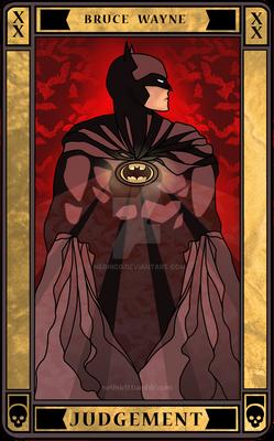 JUDGEMENT: Bruce Wayne