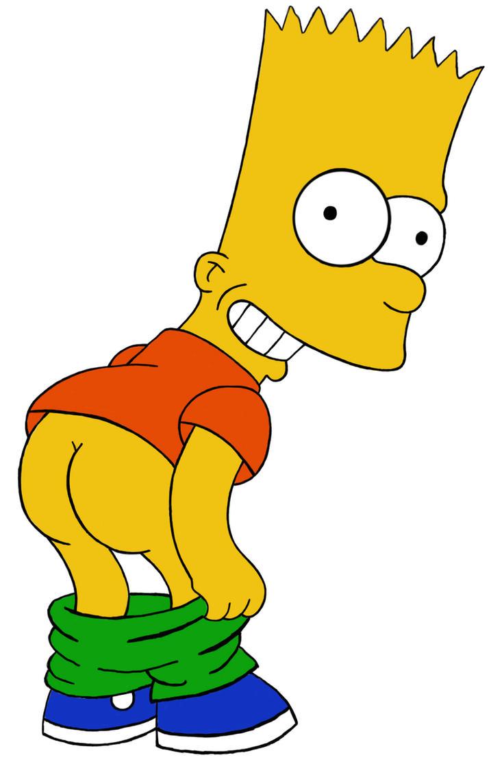 Bart Simpson by Trisstam