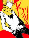 yellow by gisu