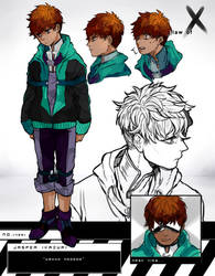 LoX: 426 Jasper by gisu