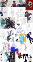 art dump by gisu