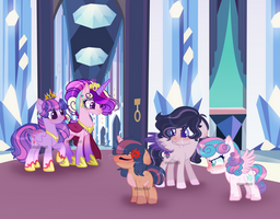 MLP [Next Gen] What happened here? by DinkyDooLove