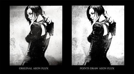 aeon dots by genectorgurl