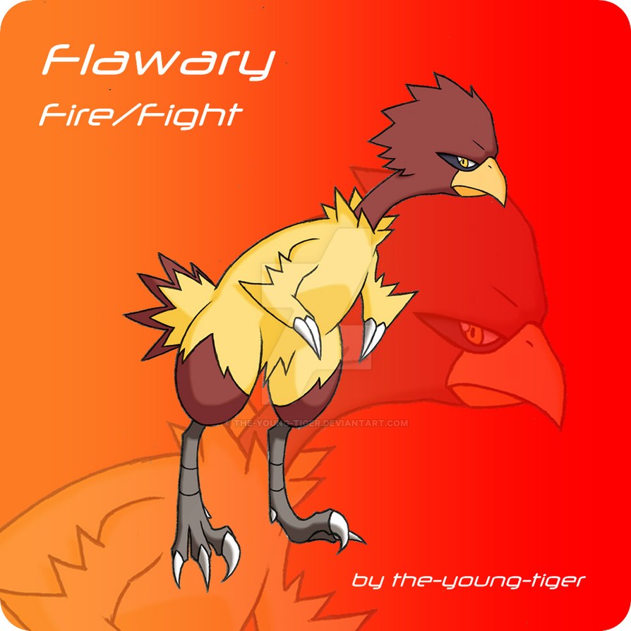 Flawary by the-young-tiger