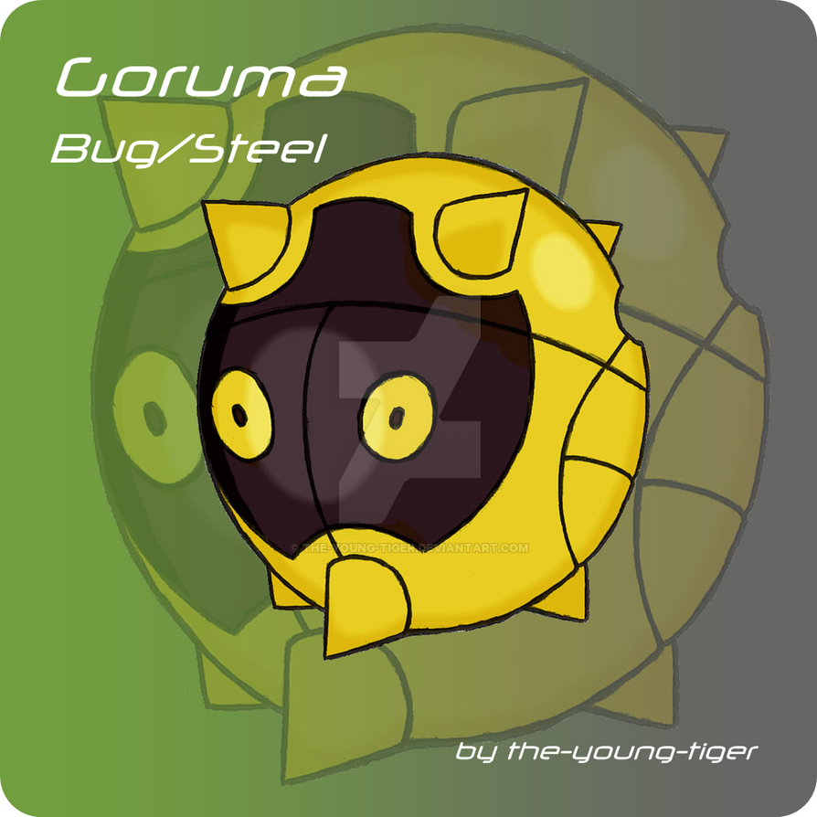 Goruma (back) by the-young-tiger