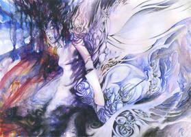 Unholy Matrimony_colored by BarmiK