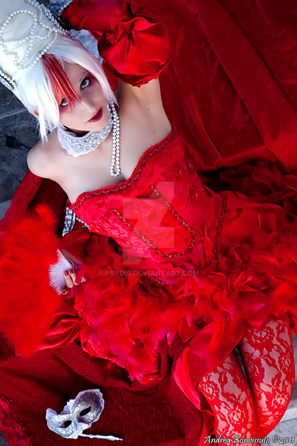 Astaroth dreaming by Psydis