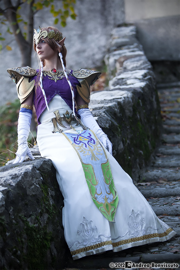 Princess Zelda by Psydis