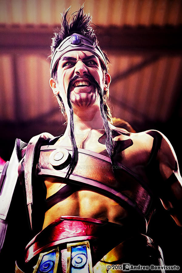 Draven - League of Legends by Psydis