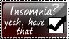 Insomnia? by glitchb0t