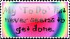 My to do list by glitchb0t