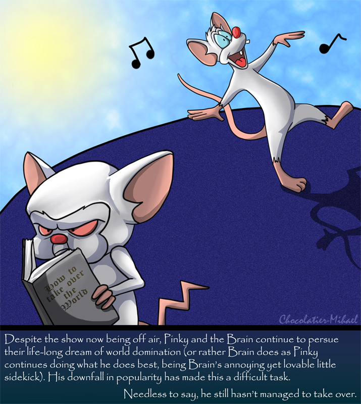 Pinky and the Brain by...