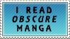 I Read Obscure Manga by glitchb0t