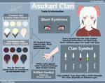 Asukari Clan [OPEN] - Join? by vnxdarkbabie