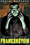 Frankenstein - poster