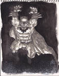 The Dark Knight Returns (sketch)