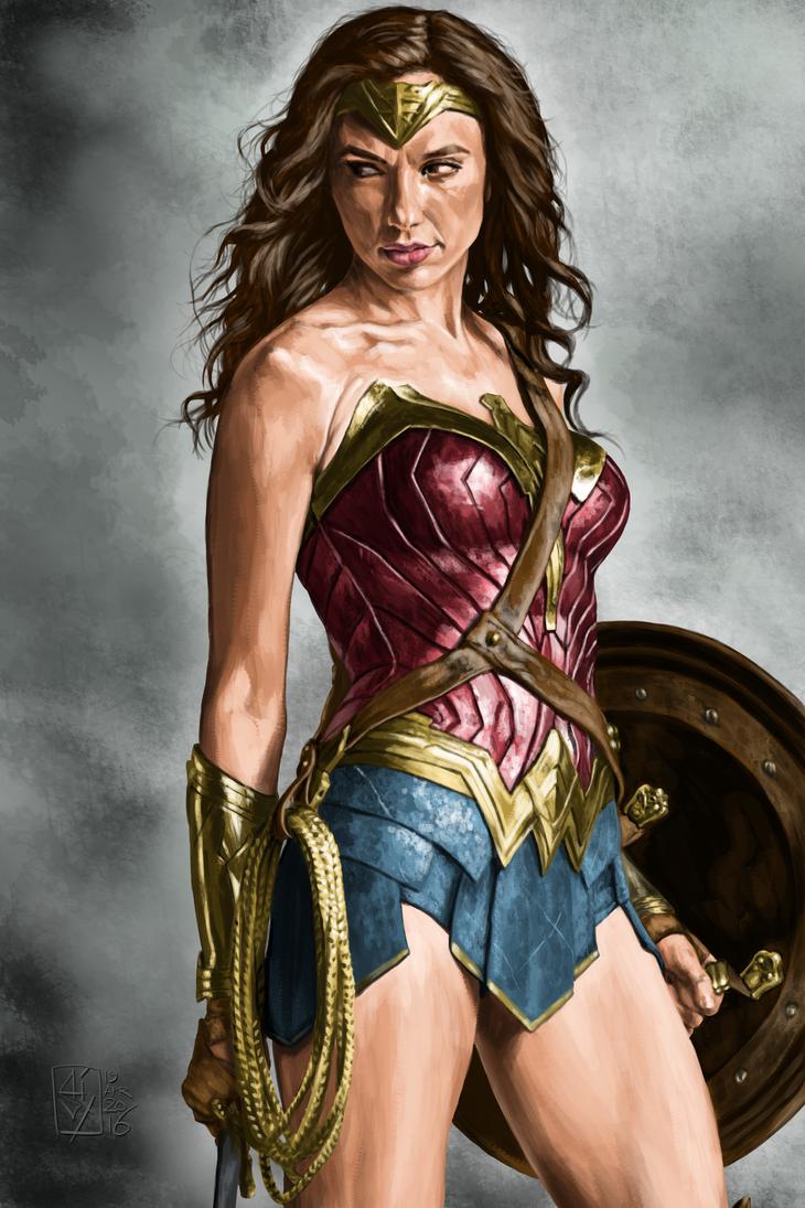 Trinity: Diana by avix