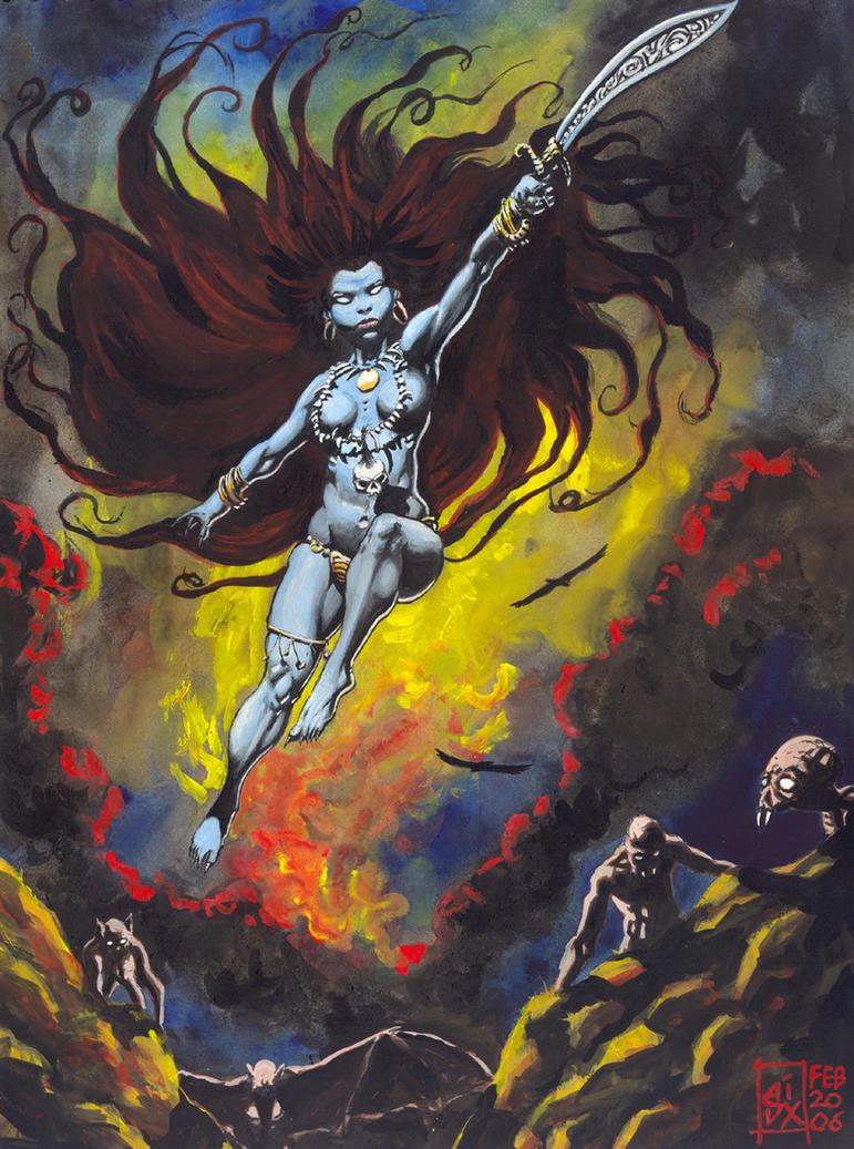 Kali by avix