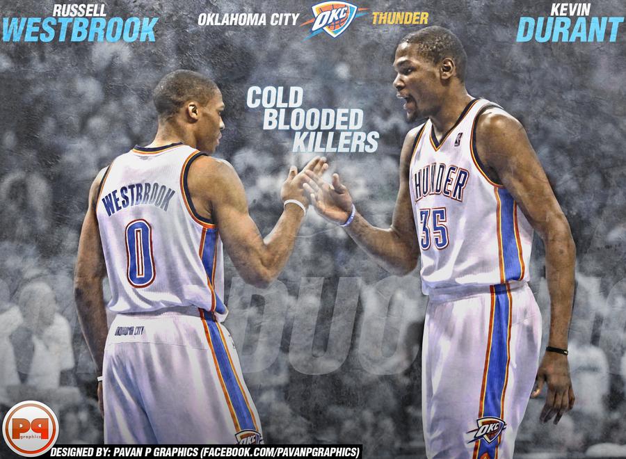 Oklahoma City Thunder Wallpaper (RW0 + KD35) by ...