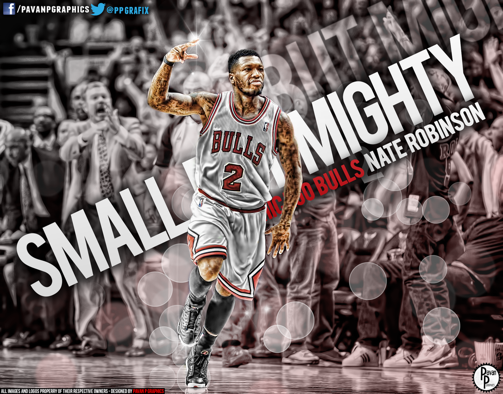 Nate Robinson Wallpaper (Small, But Mighty!) by ...