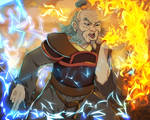 Uncle Iroh -Dragon of the west