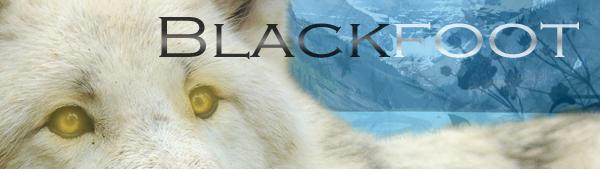 Blackfoot by Lara-Wolfie