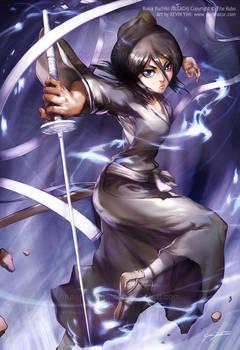 BLEACH - Rukia Kuchiki