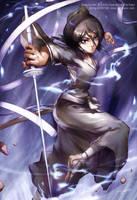 BLEACH - Rukia Kuchiki by yanimator