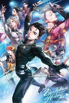 Yuri on Ice - BORN TO MAKE HISTORY!