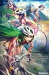 Yowamushi pedal climbers