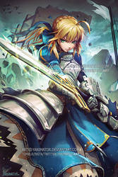 Fate Stay Night - Saber / King Arthur