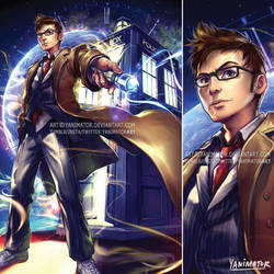 Doctor Who - 10th Doctor David Tennant