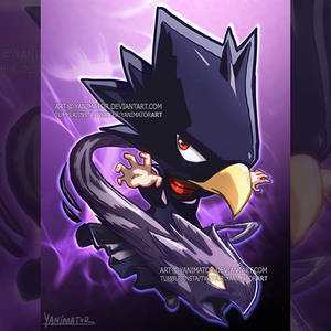My Hero Academia- Happy Birthday Tokoyami Fumikage