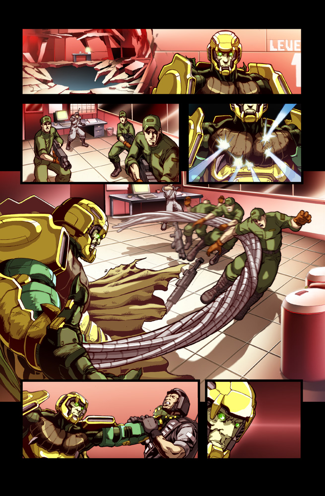 G.I. JOE Transformers AOW2 p14 by yanimator