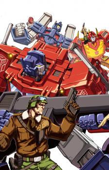 G.I. JOE Transformers AOW1 cov
